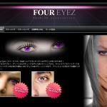 FourEyez - 静的なHTMLで構築。