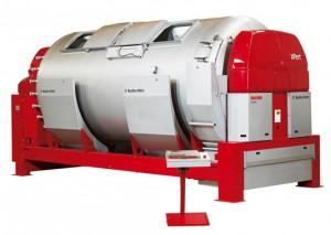空圧式圧搾機の例