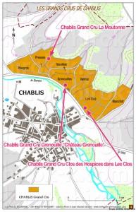 Chablis シャブリのモノポール
