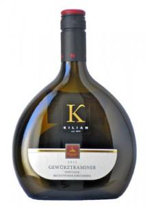 タウバーフランケンのワインの例