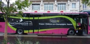 TransChampagneArdenneのバス