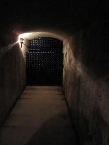 地下室セラーの例