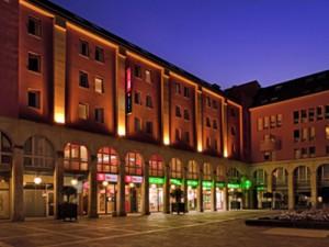 エペルネのibis hotel